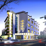 Baixia District Century Star INN Hotel