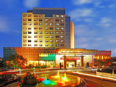 Huli District Xiamen International Airport Garden Hotel