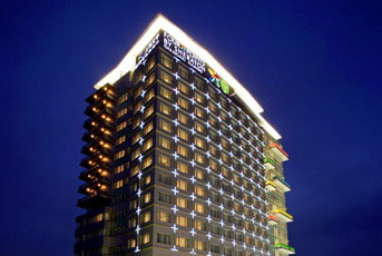 Zhabei District Four Points By Sheraton Shanghai Daning