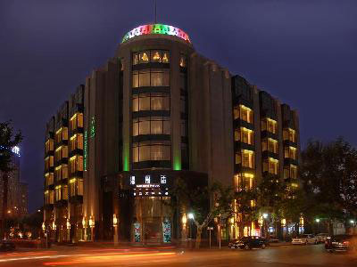 Luwan District Pudi Boutique Hotel, Shanghai