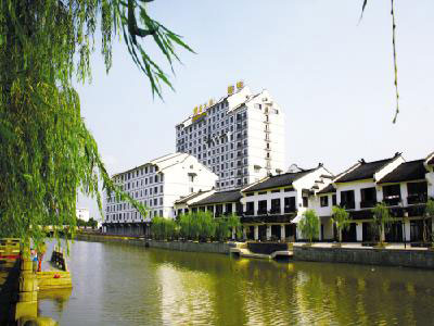 Gold River, Side Hotel Wuzhen