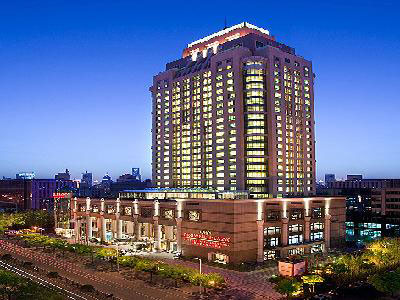 Pudong District Crowne Plaza Hotel Century Park - Shanghai