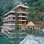 в зоне Longsheng,  Longsheng Hot Spring SPA Hotel - Guilin
