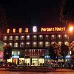 Minhang District New Fortune Hotel - Shanghai