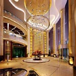 Wuhan the Jiangwan One Large Hotel