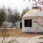 Yurt resort of Chengde Mountain Resort