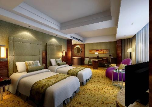 Days Hotel and Suites Xinxing Xi'an