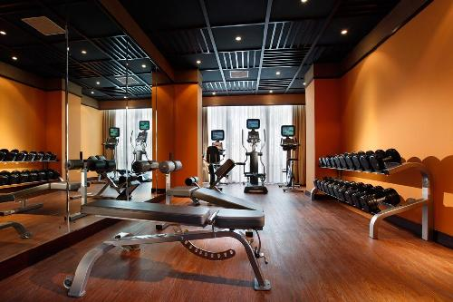Serenity Coast Resort Sanya gym