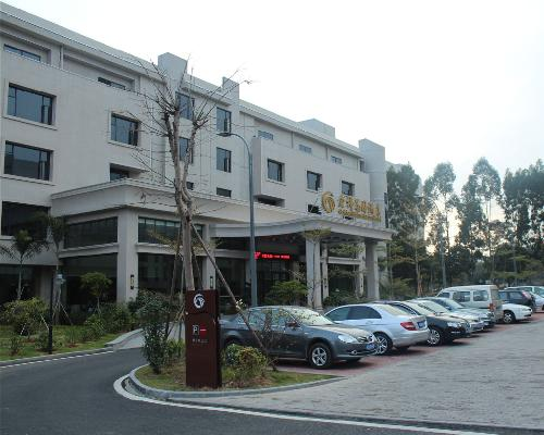 Golden Bridge Garden Hotel - Xiamen