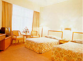 Haikou Golden Coast Lawton room