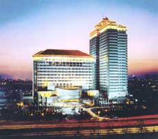 King Wing Hot Spring International Hotel, Beijing