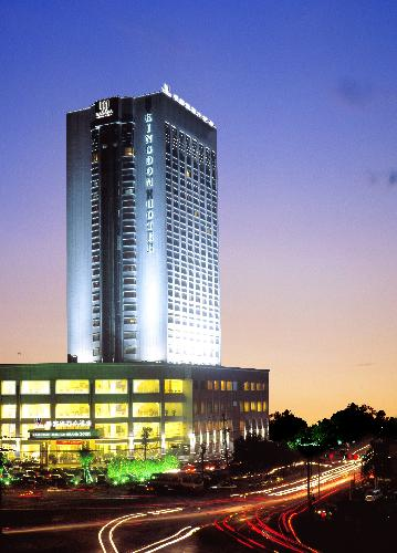 Kingdom Narada Grand Hotel YiWu