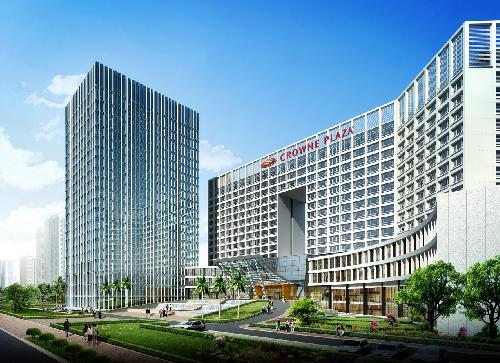 Crown Plaza Hotel - Shenzhen