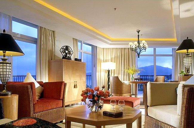 Sheraton Sanya Resort Drawing room