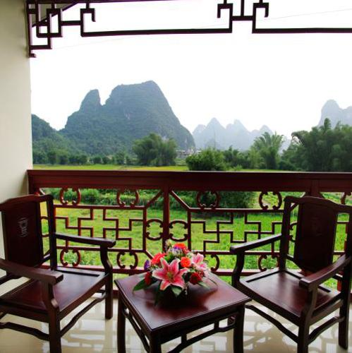 Yangshuo Dragon River Retreat