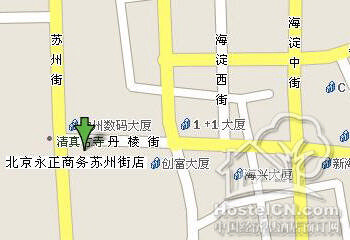 Yongzheng Business Hotel-Suzhou Branch Map