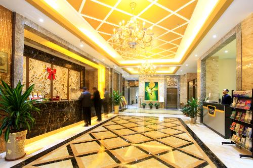 Zhuhai Golden Coast Hotel