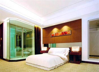 Foshan Jin dynasty to Holiday Inn
